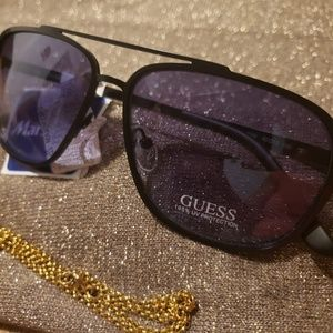 Guess Sunglasses 100% UV Protection